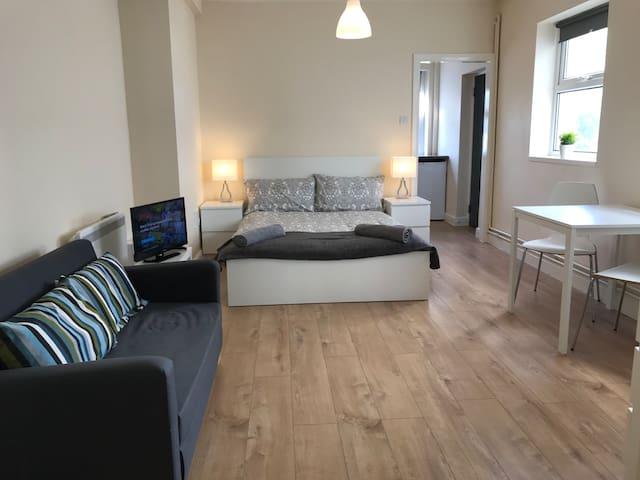 Modern Studio Apartment in Central location (3)