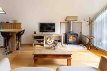 Luxurious hideaway near Lyme Regis