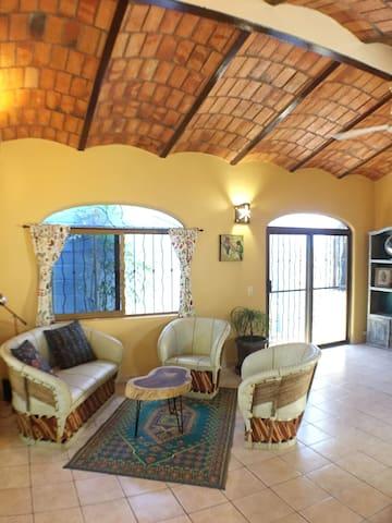 Casa Sol living room