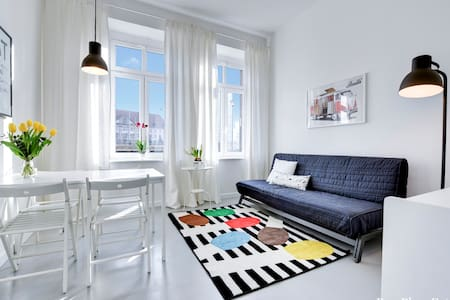 White 30. Gdansk - City Centre - Gdańsk - Appartement