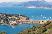 Holiday apartment with 1 room on 36m² in Sestri Levante -GE-