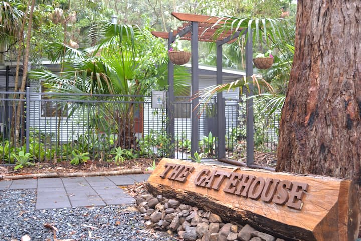 The Gatehouse Rainforest Retreat Whoota NSW