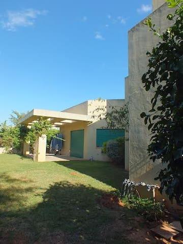 Lovly house near Tel Aviv - Pardes Hana - Casa