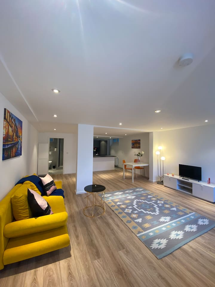 Dreamy Luxury basement in  Cologne