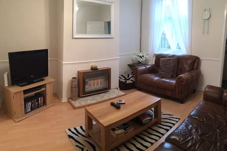 The Music Room - private and charming private room - Newcastle-under-Lyme - Casa