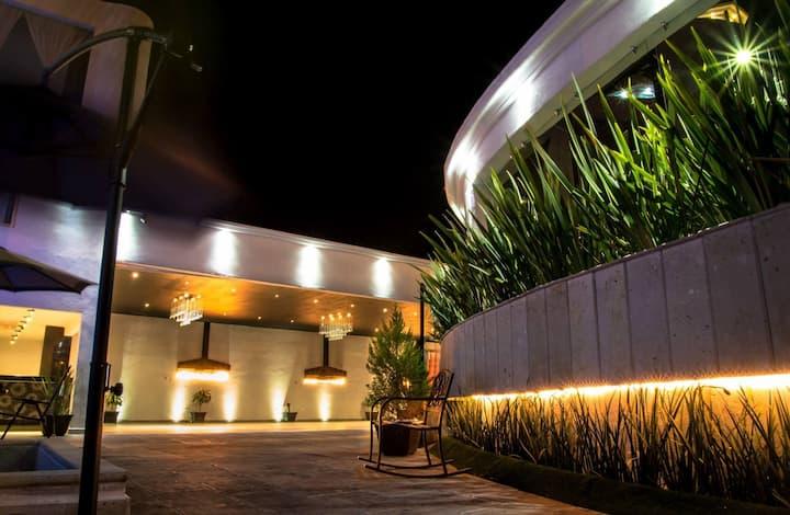 Apartamento De 3 Hab. Hotel V Temascalcingo