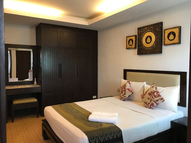Arina Boutique Residence Standard room 1/3