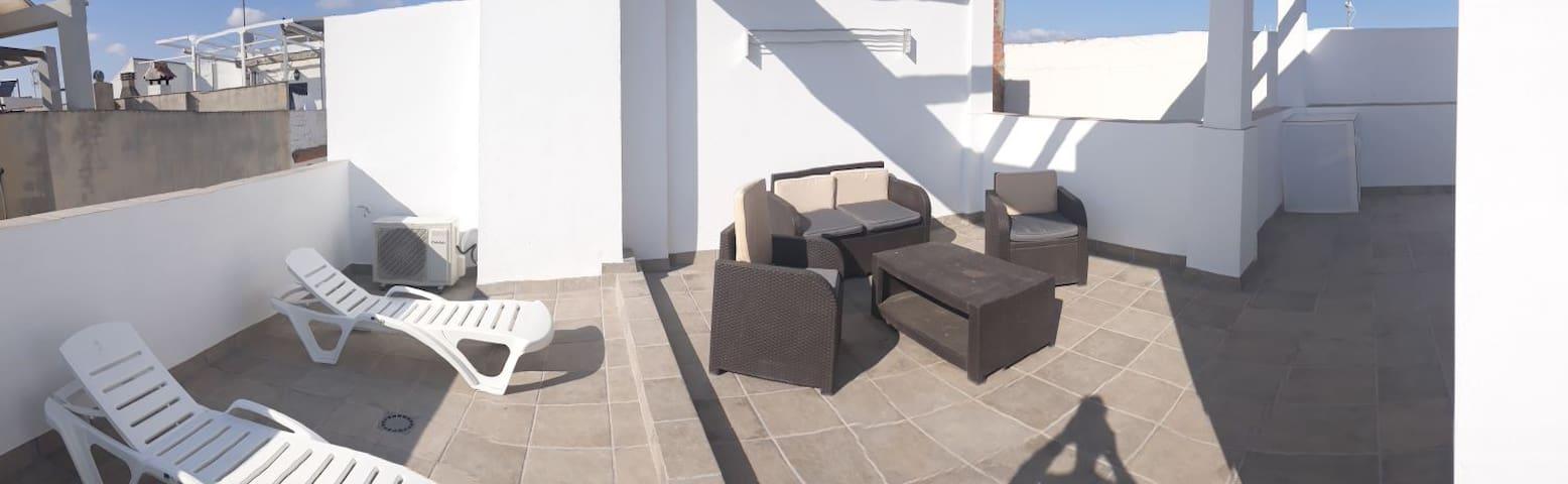 APARTAMENTO EN BARBATE CERCA DE LA PLAYA