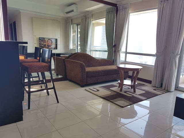 Three bed room apartment at Sudirman Park