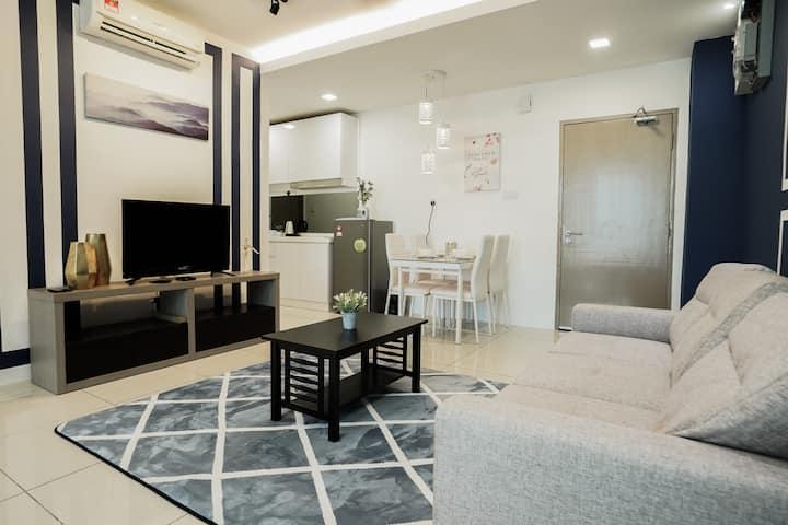 Pinstay Maison Suites @ ITCC Manhattan Penampang