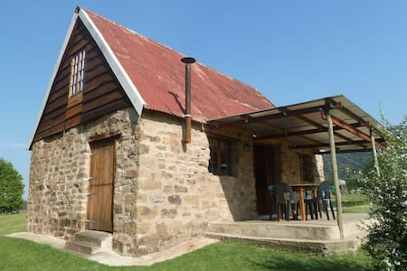 Stone Haven - a quaint self-catering cottage - Howick - Alpstuga