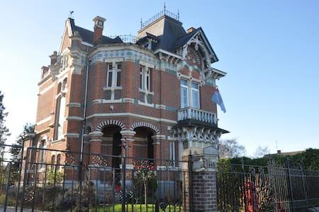 Manoir du Tilleul : countryside close to Lille - Sainghin-en-Mélantois - Villa