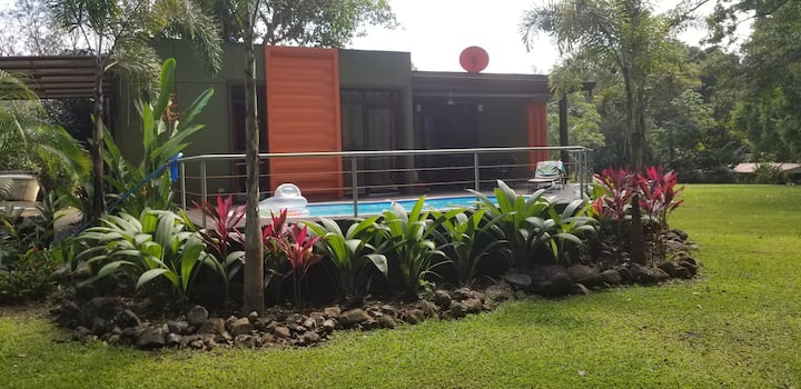 Tropical River Paradise #3-Casita w/ private pool!