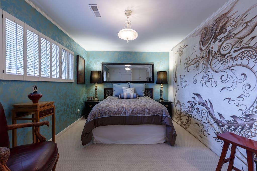 Leviathan Guest Bedroom