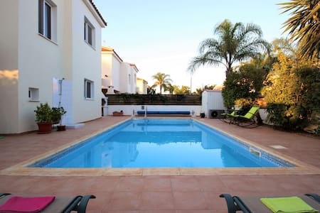3 Bed Villa+Heated Pool+Sea View+Near the Beach - Ayia Napa