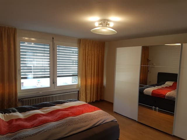 Accomodation in the heart of Kreuzlingen/Constance - Kreuzlingen - Byt