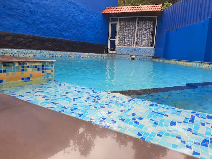 Stay groups in Wayanad with Swimming Pool, kitchen
