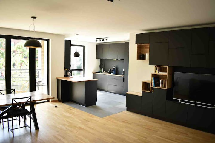 Apartment 100m2 Montgomery/Etterbeek/EU/Schuman