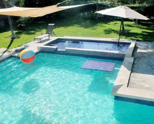 Villa Aracely not a beach  front  house