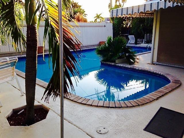 Lake Osborne oasis - Lake Worth - Dom