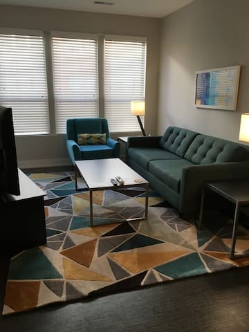 Downtown Lansing- Upscale 2bed/2 bath