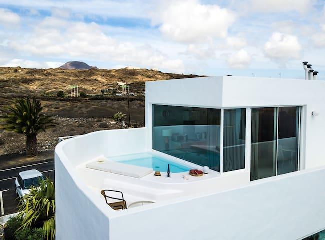 Aqua Blanca 2 Apartamento Boutique con piscina privada - Solo Adultos