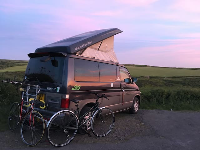 Boony the Camper - an extension to your home!