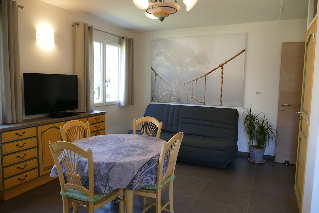 Appartement Provençal neuf