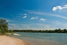 Lac de Bairon à 10mn