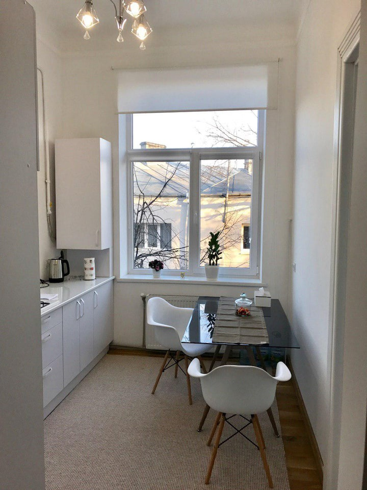 Lovely Apartment near Train Station