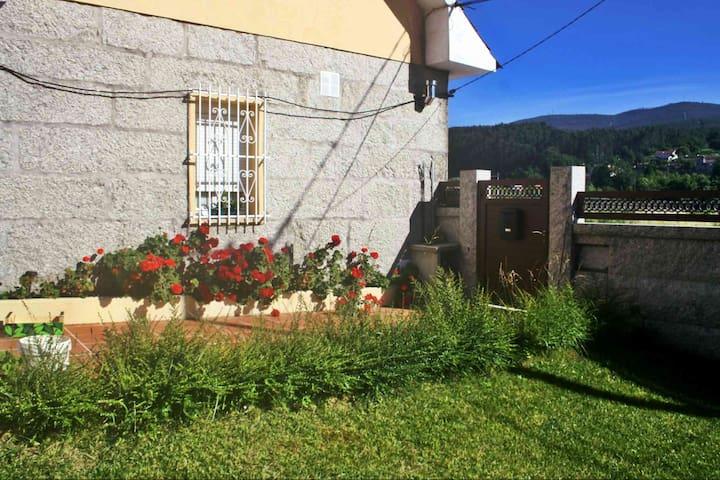Family-friendly house in Rias Baixas