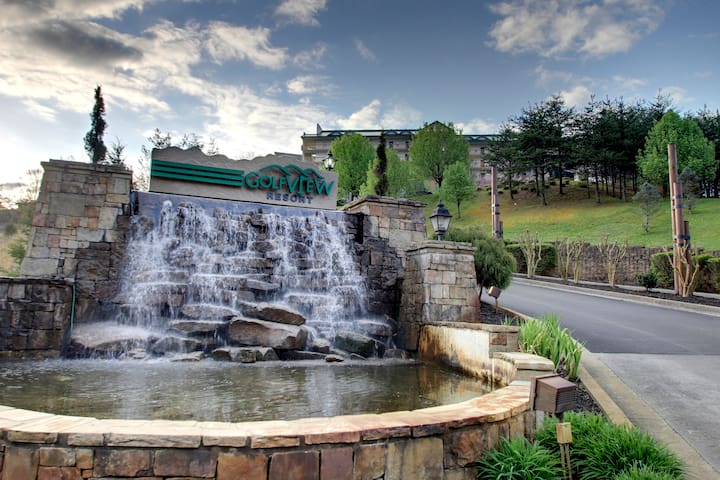 Golfview Resort ( Dollywood Condo) - Pigeon Forge - Wohnung