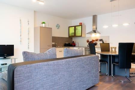 Ferienwohnung Epting, (Kappelrodeck-Waldulm), Ferienwohnung 46qm, 1 Schlafzimmer, Fußbodenheizung, max. 2 Personen