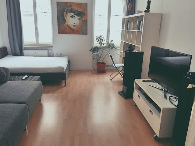Dream flat (close to central station)