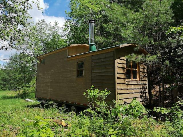 Baileys et Chemineaud - La Tiny House