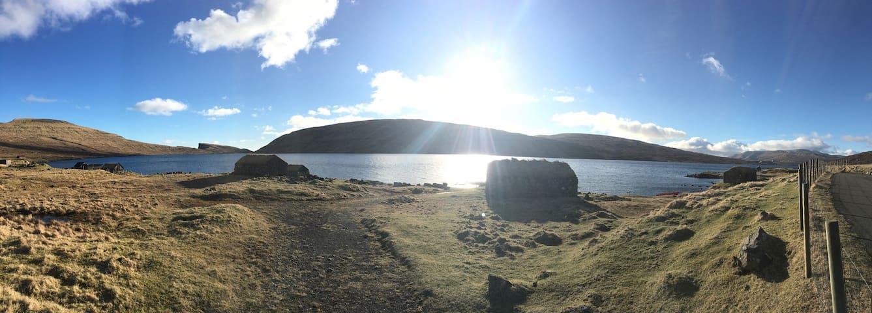 A cosy home in Miðvági. - Sandavágur - Rumah
