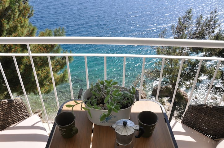 Apartment Up on Sea Stanici - Stanići - Apartemen