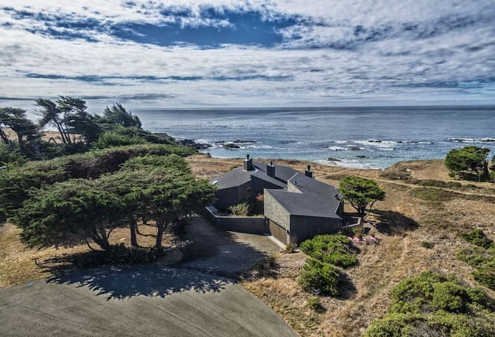 Spectacular oceanfront home ! - Sea Ranch - Maison