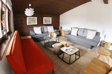 Central Family Friendly Design Apt with View - Seefeld in Tirol