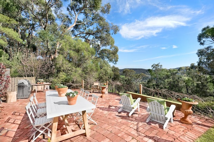 Yarra Valley - Tom's, 4 bed home. - Healesville