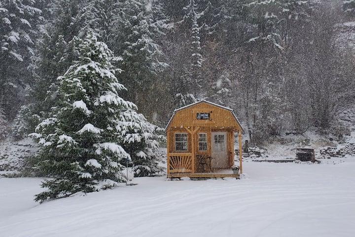 Creekside Cabins in Burke