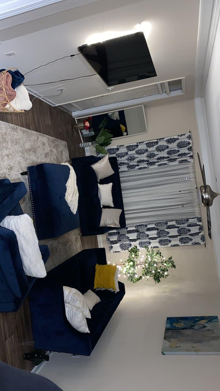 Luxury Gated Apartment 2B/2BA Atlanta/Buckhead 15m