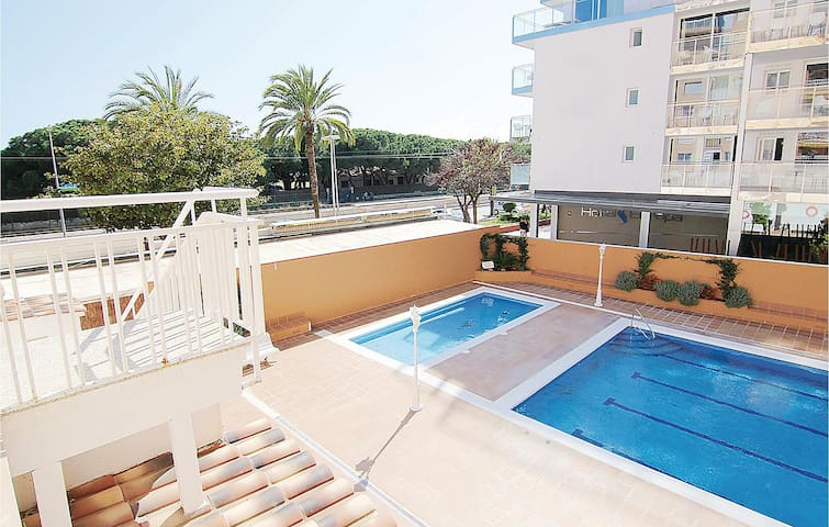 Holiday apartment with 3 bedrooms on 80m² in Malgrat de Mar
