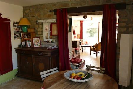 Jolie maison de paludier dans village typique - Guérande - Casa