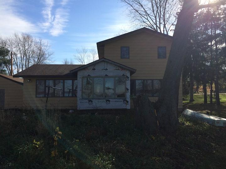 Lake Pokegama Retreat in Pine City, MN