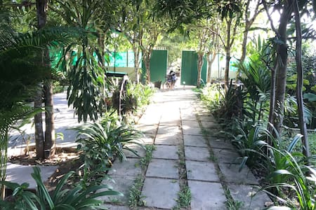 Angkor Garden Home (Free pick up and bikes) - Krong Siem Reap - Dům