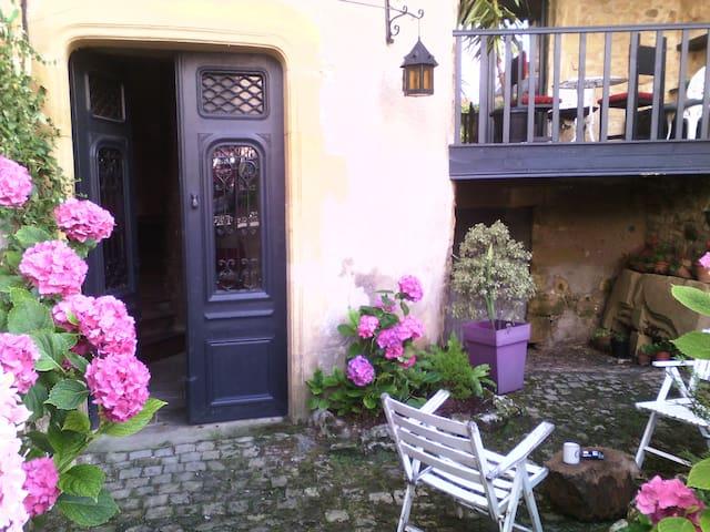Maison du consul d'Excideuil en Dordogne
