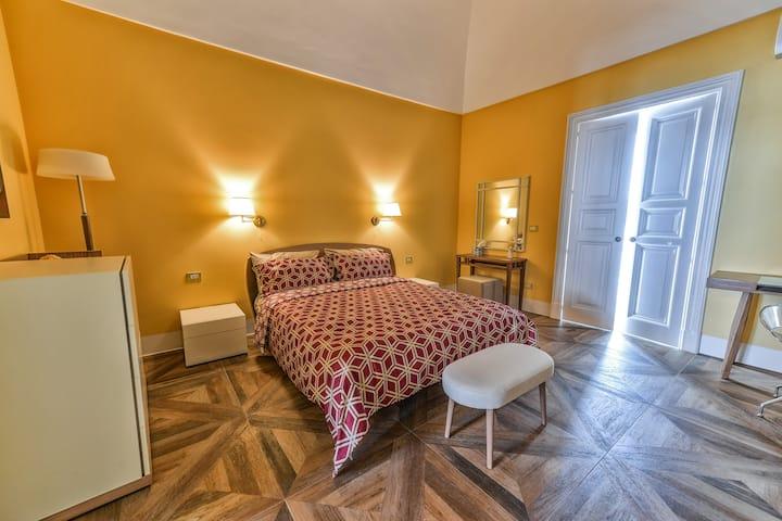 Romantic suite with terrace