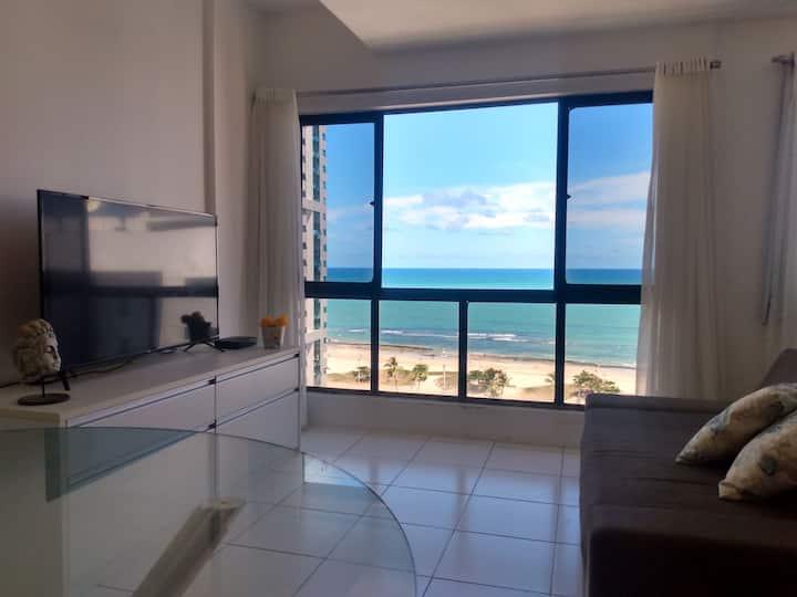 Apartamento na praia do Pina