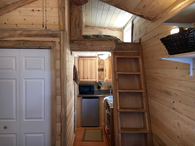 Tiny House-Rocky Mountain Livin' - Idaho Springs  - Casa